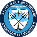 Mission OTAN SEA GUARDIAN Emblem