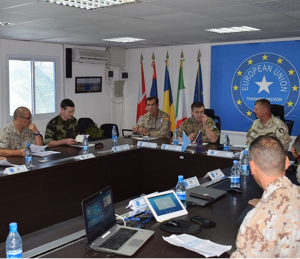 EUTM Somalia coordination meeting