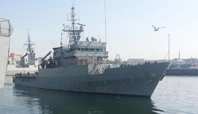 The Patrol vessel 'Atalaya' will carry out a new surveillance and maritime security mission in the south of Spain