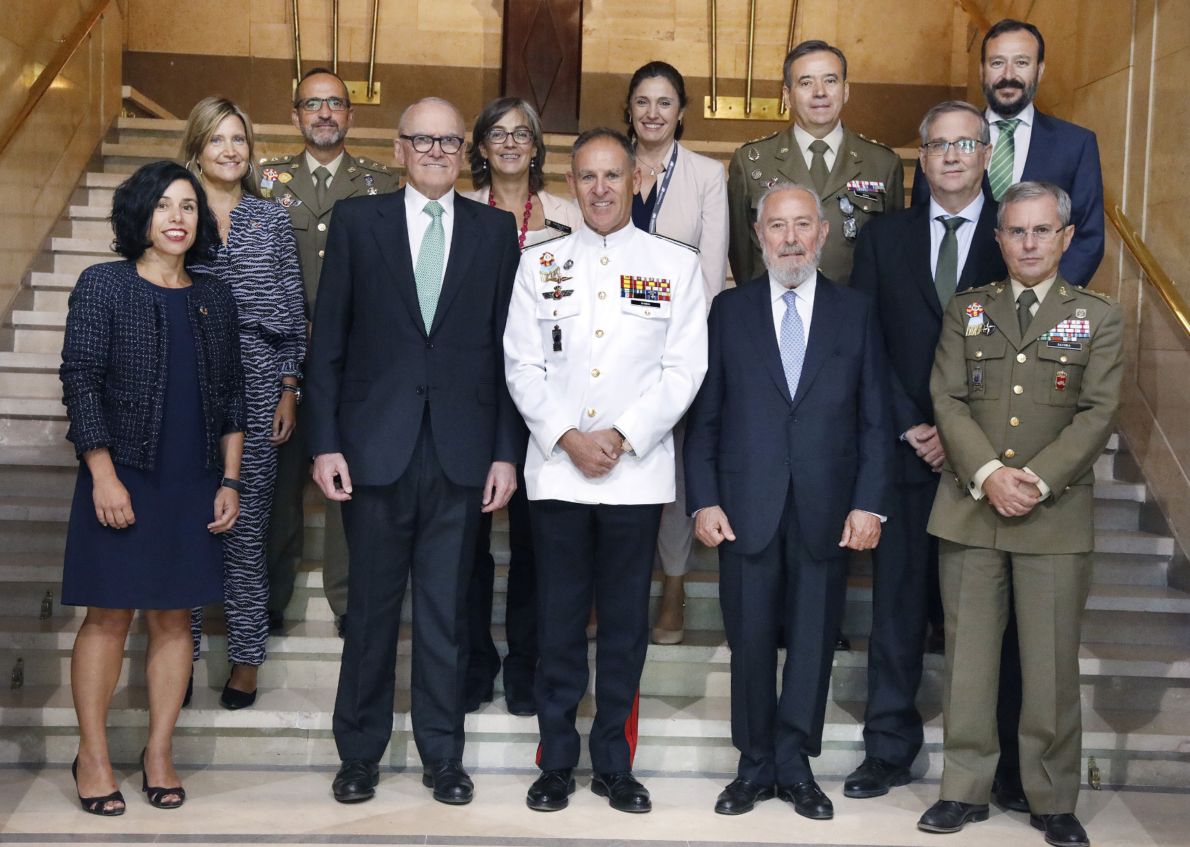 CESEDEN and Iberdrola analyse the role of the Armed Forces and companies in the Sustainable Development Goals