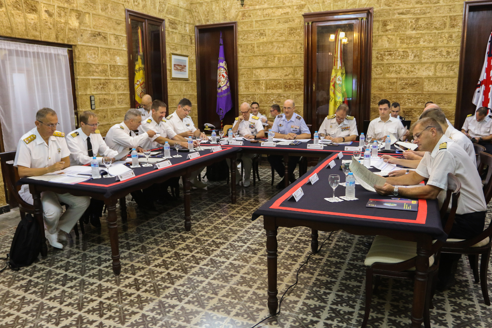 Meeting of the European Amphibious Initiative steering group
