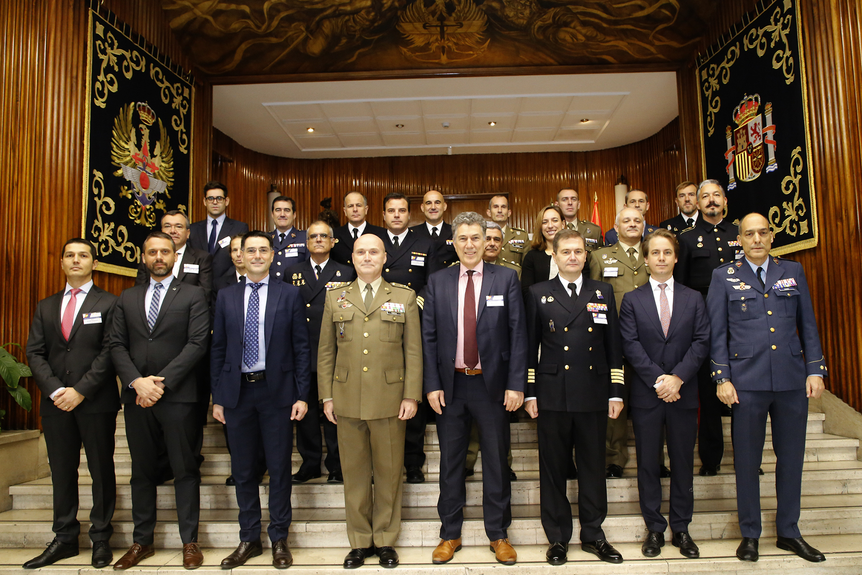 Joint Chiefs of Staff organise a bilateral meeting with European Union representatives