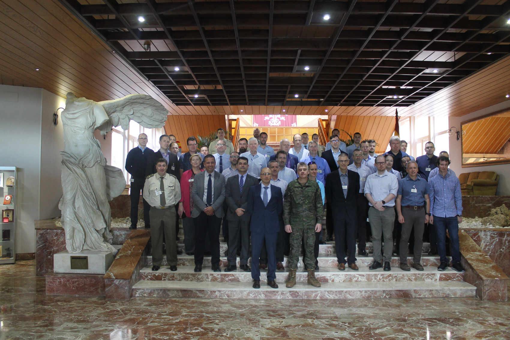 Holding of the meeting of the FMN NATO Security Group