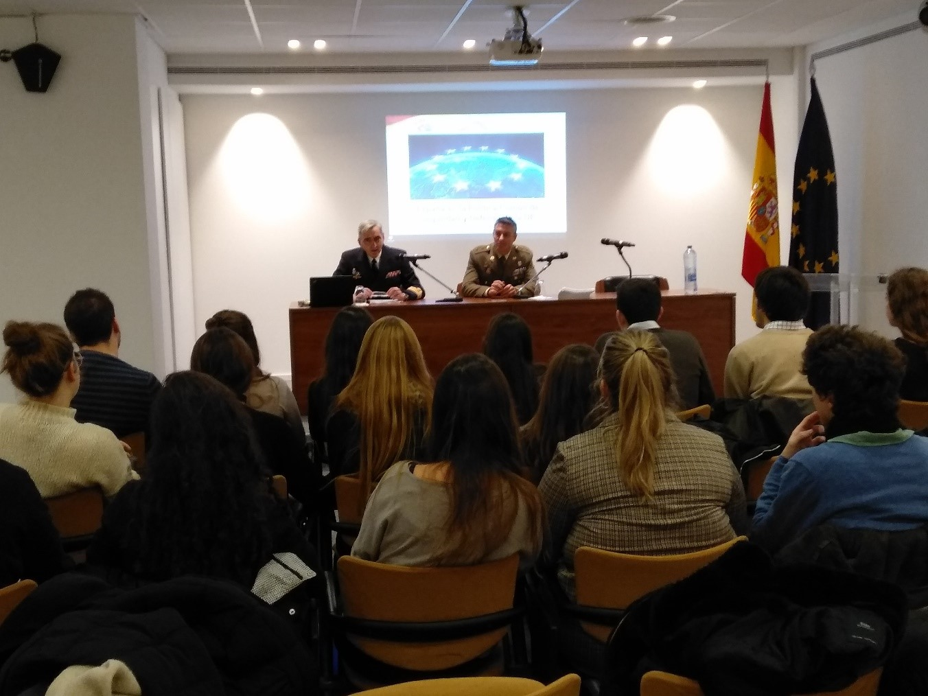 Conference about Military Representation