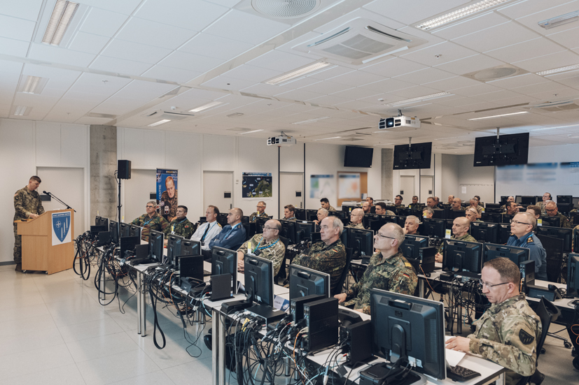 Deputy MILREP participates in NATO Military Committee meeting