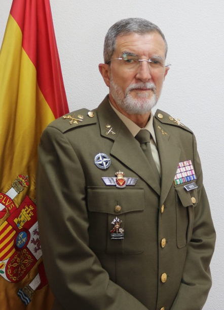 MAJOR GENERAL ANTONIO ROMERO LOSADA
